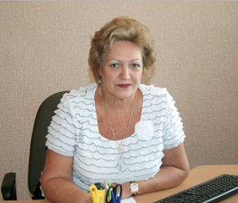 Директор школы Раиса Николаевна Шилова